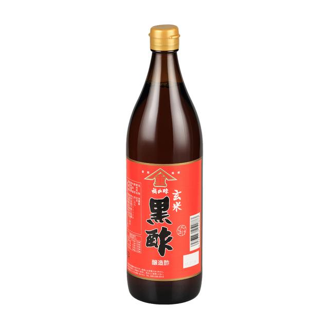 薩摩特産 玄米黒酢 900ml