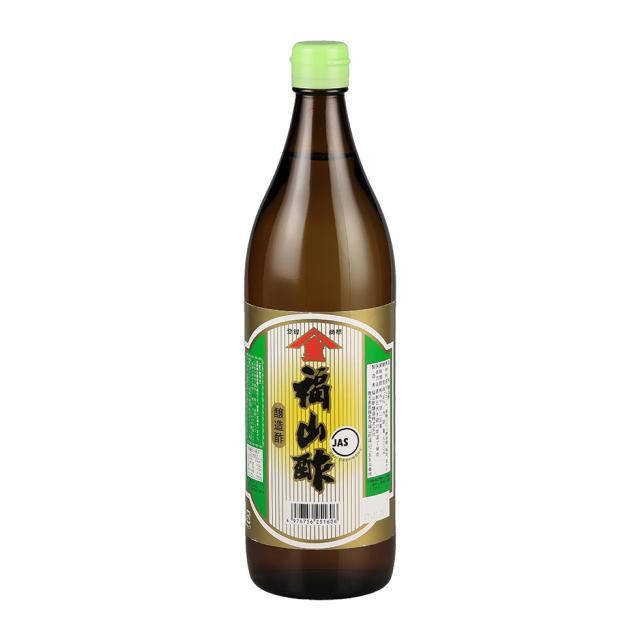 100%醸造酢 900ml