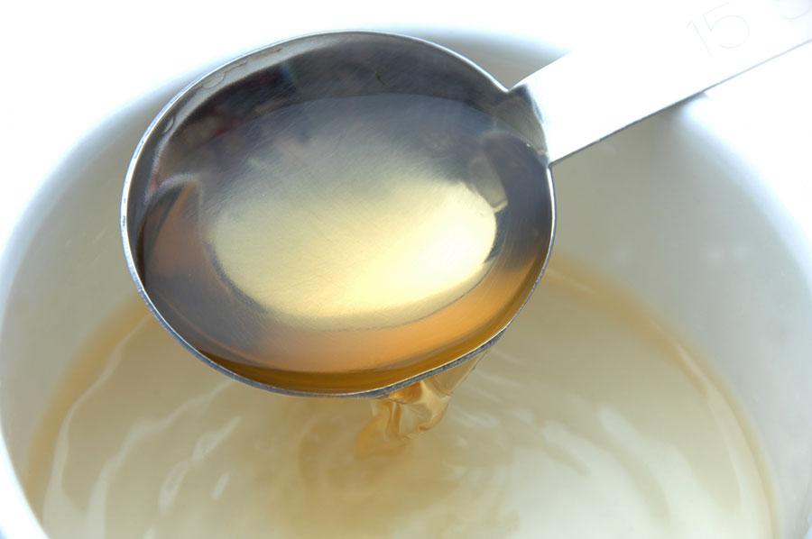 米酢で簡単に作れる調味酢(和風ドレッシング)